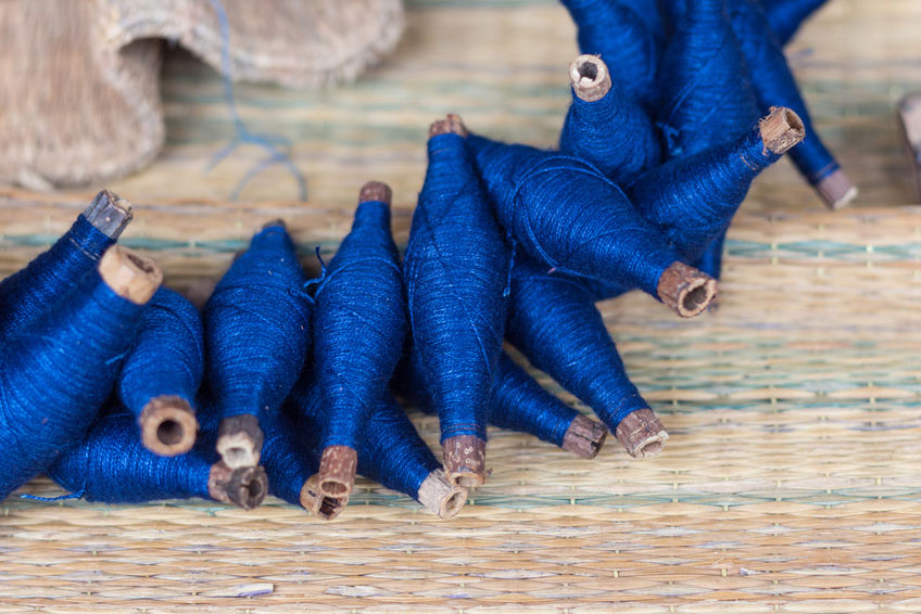 Indigo-natural-dye