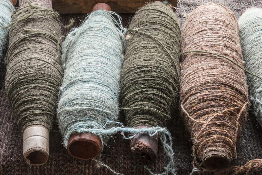 Linen-threads